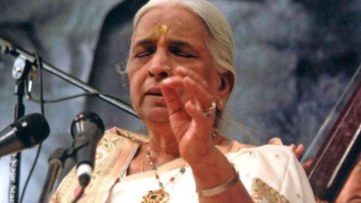 India mourns death of Thumri queen Girija Devi