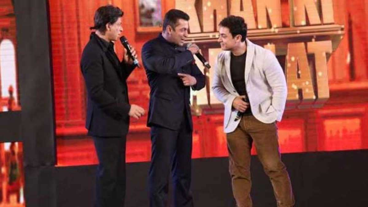 Aamir Khan shares his first meeting experience with Salman and Shah Rukh Khan