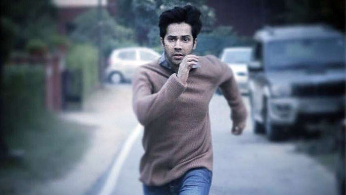 First look: Varun Dhawan in upcoming movie 'October'