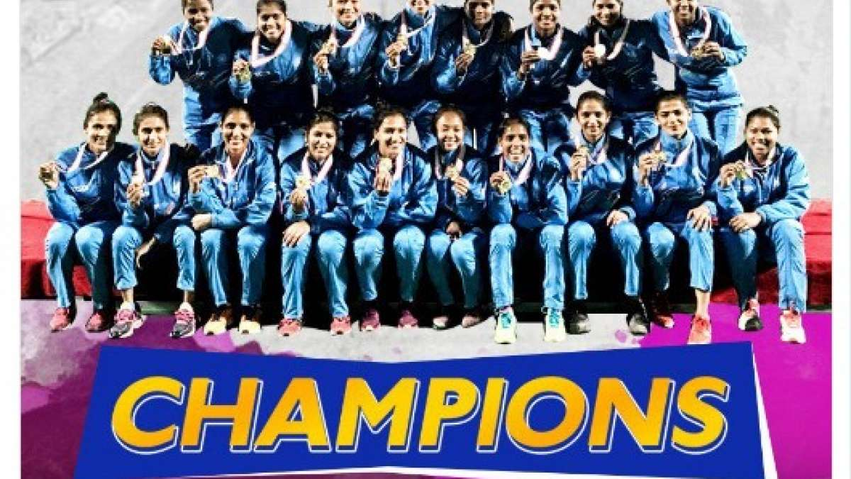India beat China to win women's Asia Cup hockey title, qualify for 2018 World Cup