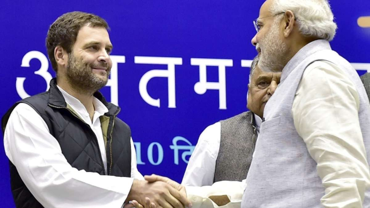 Rahul Gandhi asks PM Narendra Modi to vacate post over cooking gas price hike