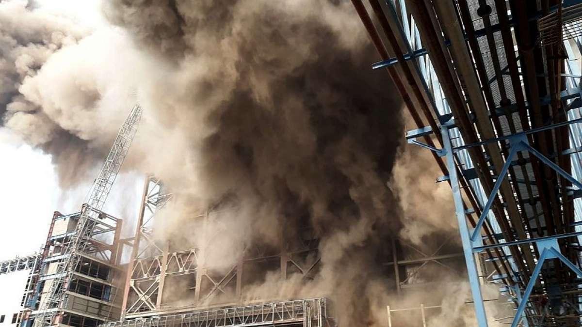 Rae Bareli NTPC boiler blast Death toll 37 as another injured succumbs