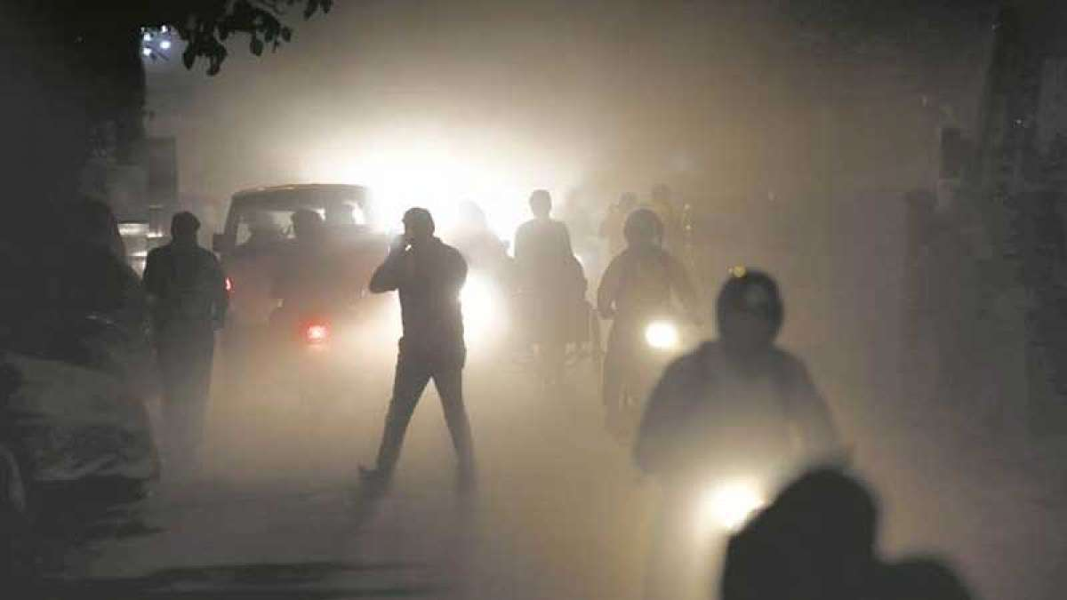 NCR yellow smog blanket: Worst air quality, poorer than a day after Diwali