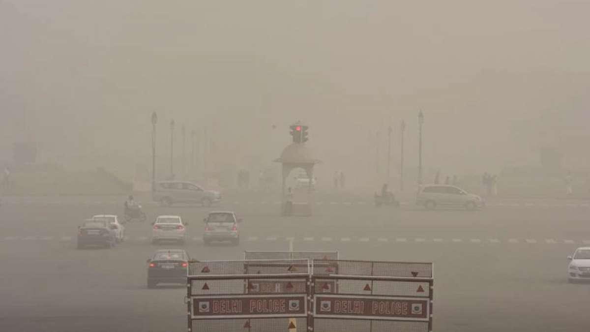 PM has no time for Delhi's air pollution: Congress