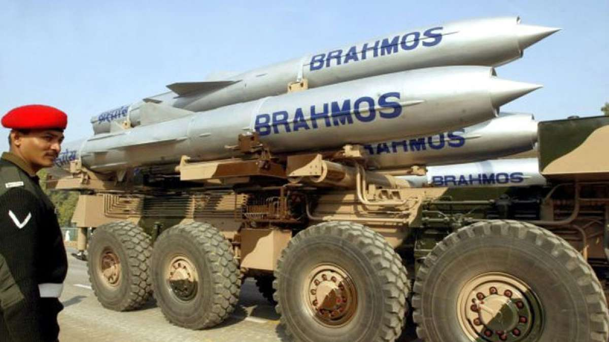 BrahMos missile test fired from Sukhoi jet for the first time