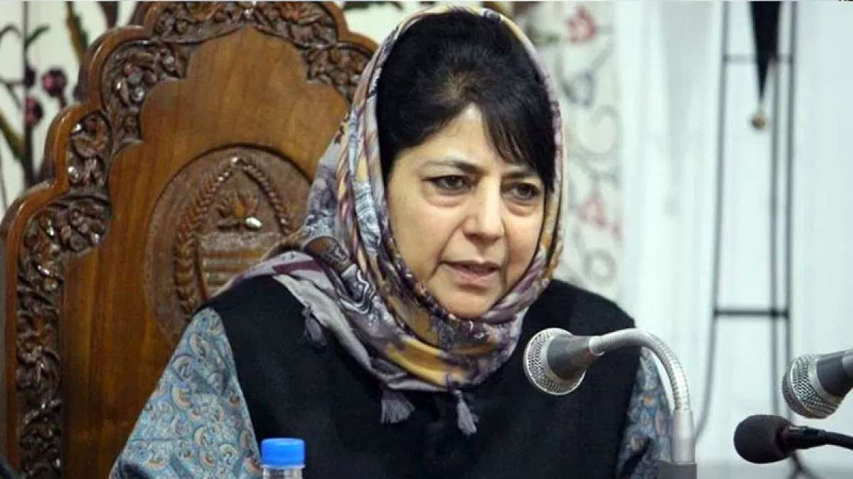 Mehbooba Mufti announces amnesty to first-time stone pelters in Jammu and Kashmir