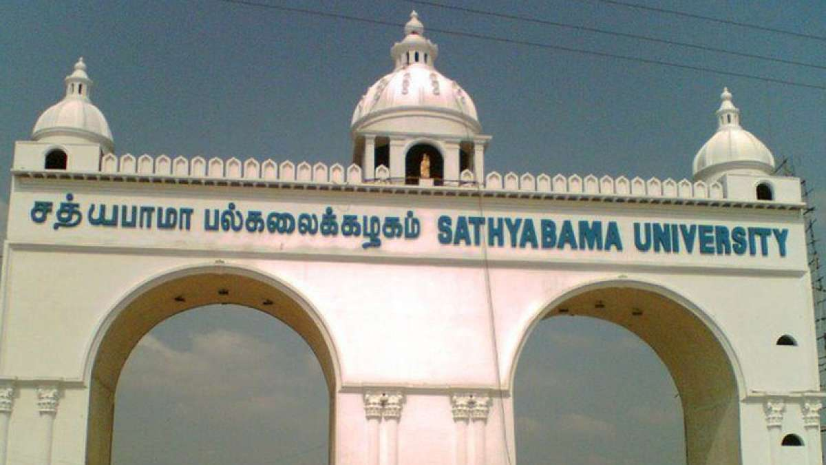 Sathyabama University: Caught cheating in exam first year student commits suicide