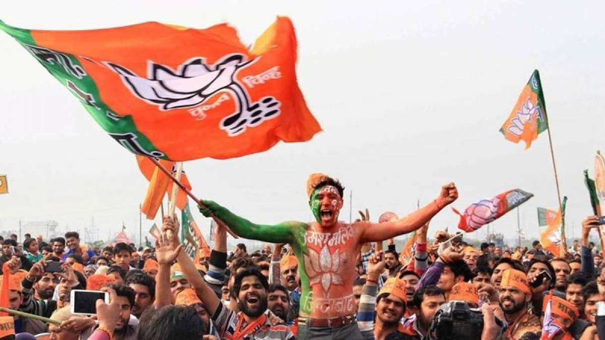 Results: BJP set for big win at Uttar Pradesh civic polls