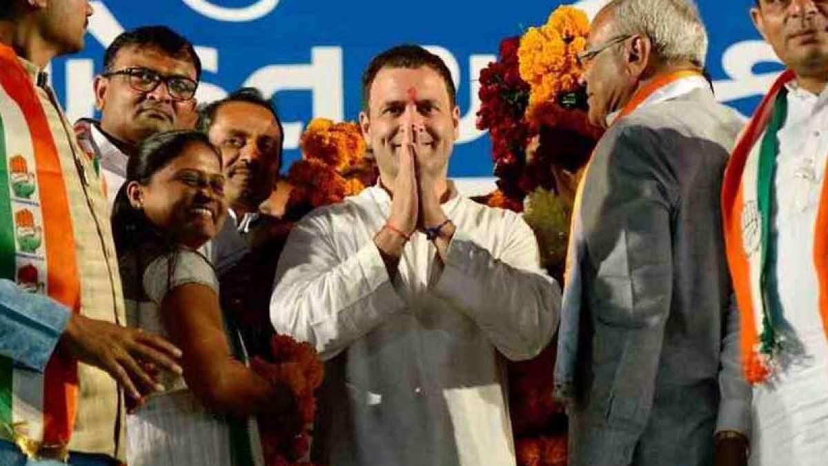 Gujarat Elections: Congress promises farm loan waiver, free education