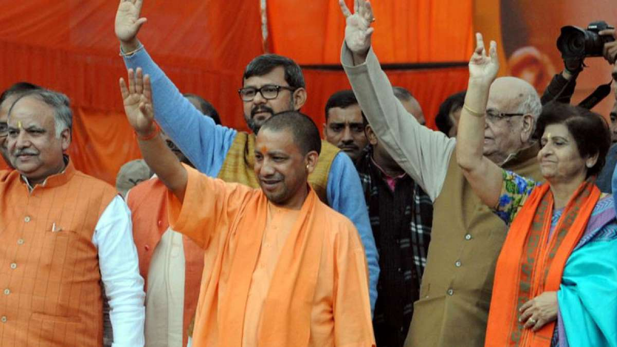 UP civic polls results: BJP outshines opponents with 14 out of 16 mayors