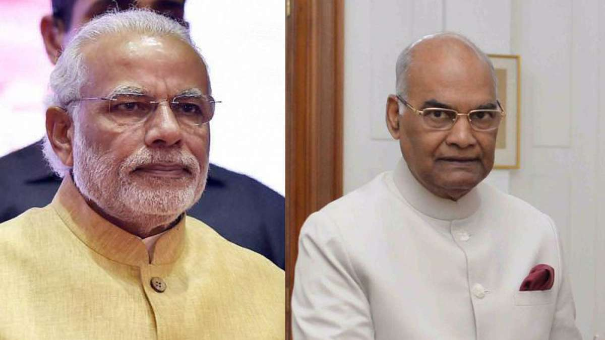 President Ram Nath Kovind, PM Narendra Modi greet nation on Milad-un-Nabi