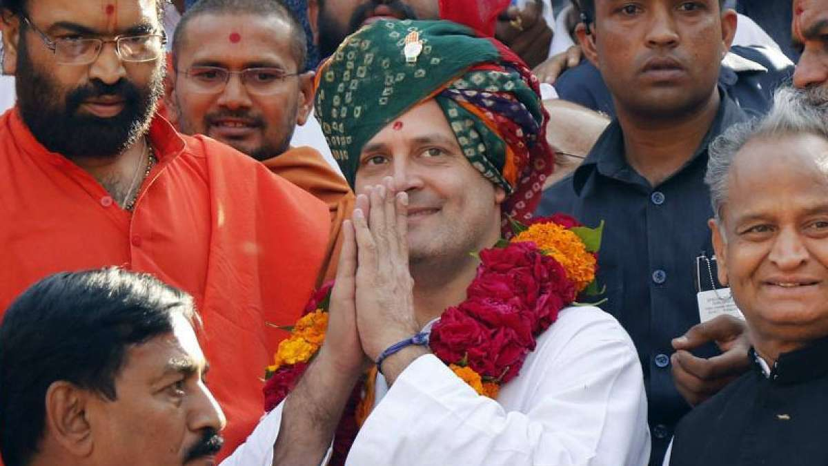 Rahul Gandhi to file nomination for Congress chief post today