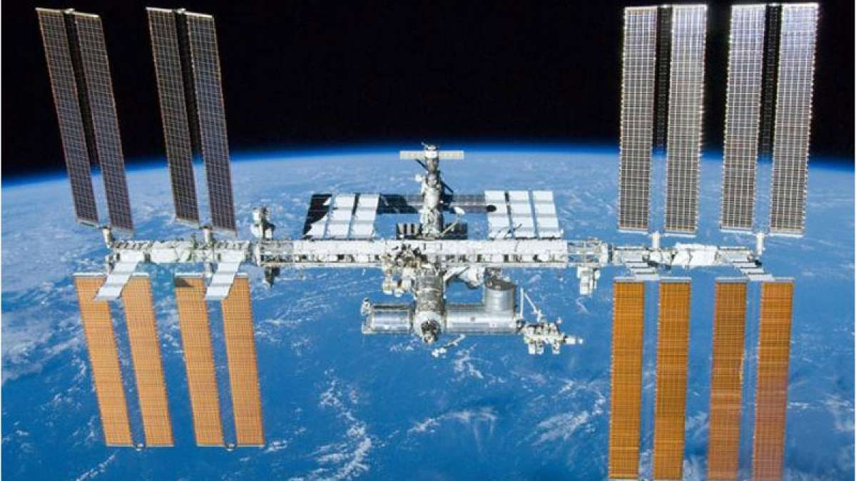 Germs found on International Space Station similar to the ones found in homes