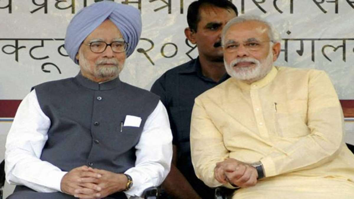 PM Narendra Modi never discussed Narmada issue with me as Gujarat CM: Manmohan Singh
