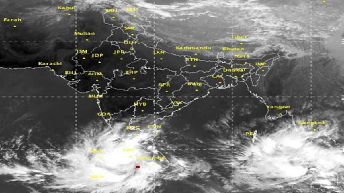 Indian Navy's continues search, relief operations after cyclone Ockhi continued on Thursday