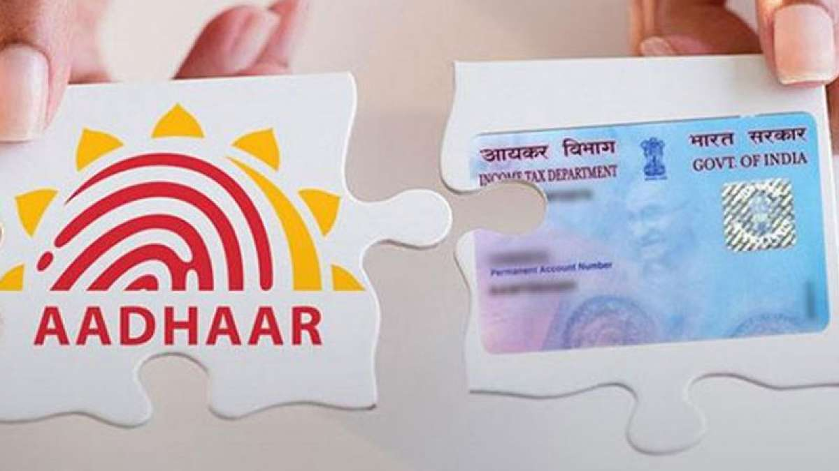 Last date to link Aadhaar card with PAN card extended