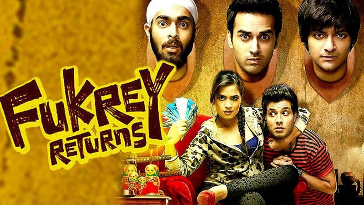 'Fukrey Returns': An entertaining deja vu