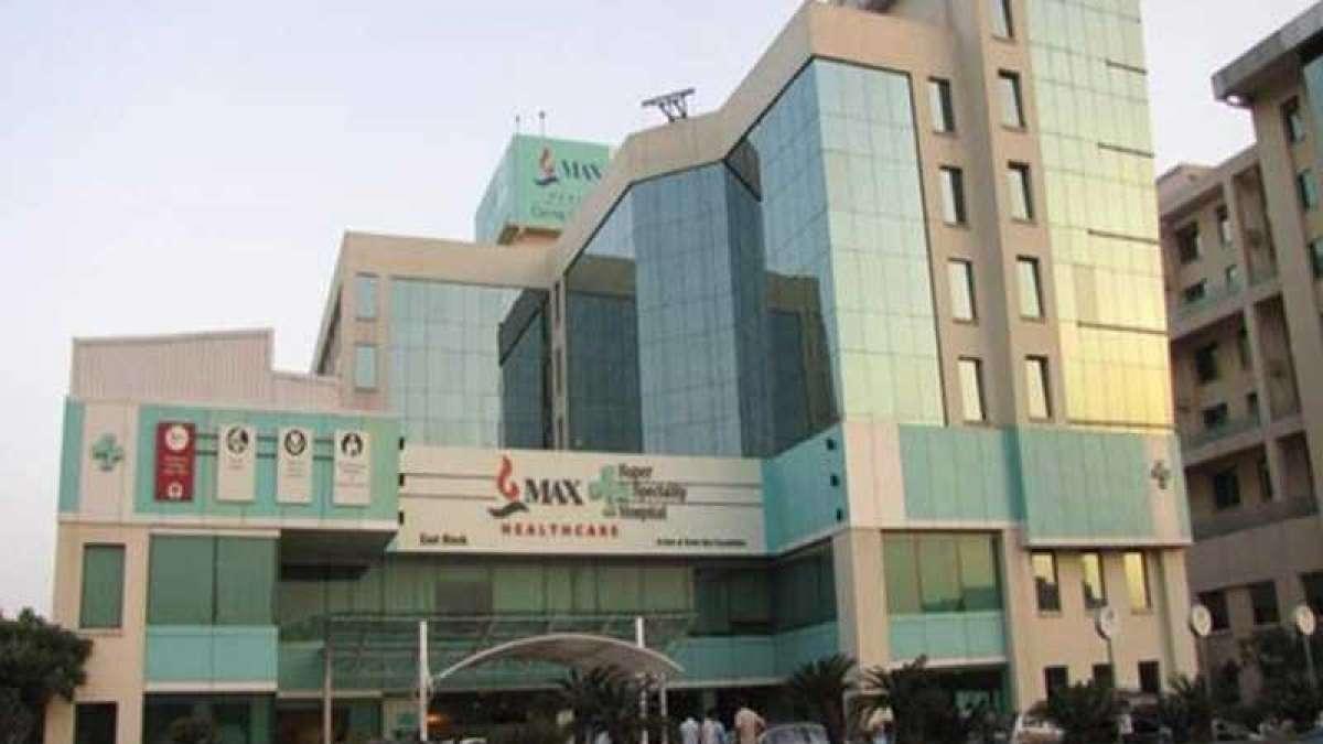 Max Hospital in Shalimar Bagh