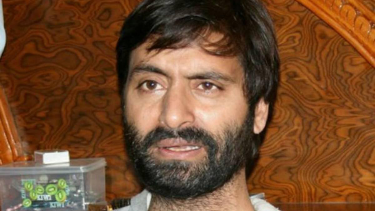 JKLF Chairman Muhammad Yasin Malik arrested in Srinagar