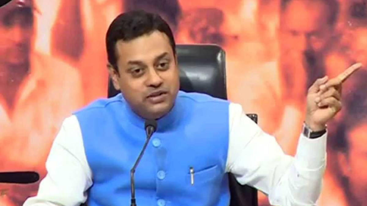 Father of India: Congress demands PM's apology on Sambit Patra's remark