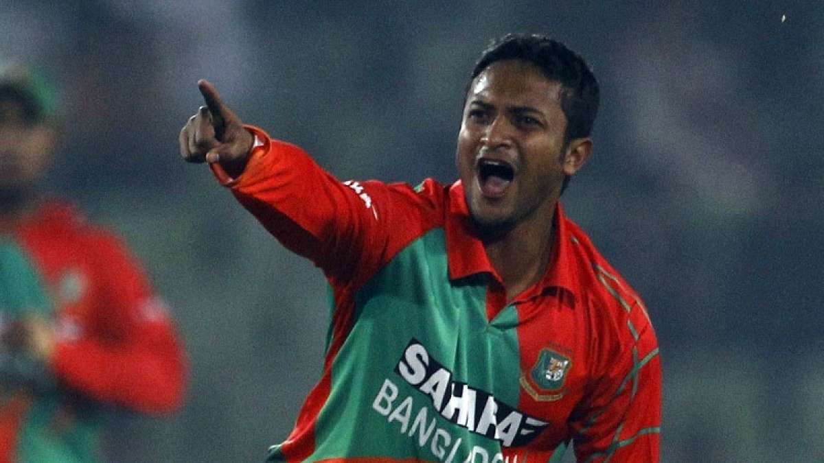 Shakib Al Hasan named Bangladesh's new captain