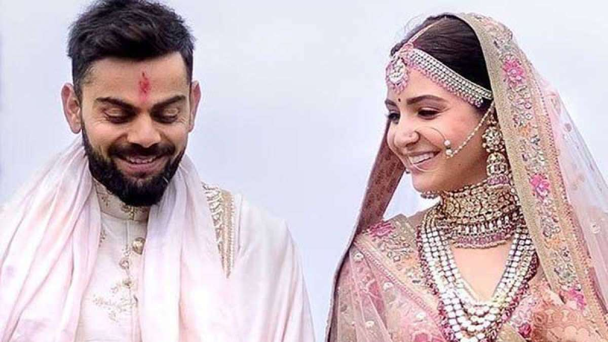 Celebs wish Virushka 'happily ever after'