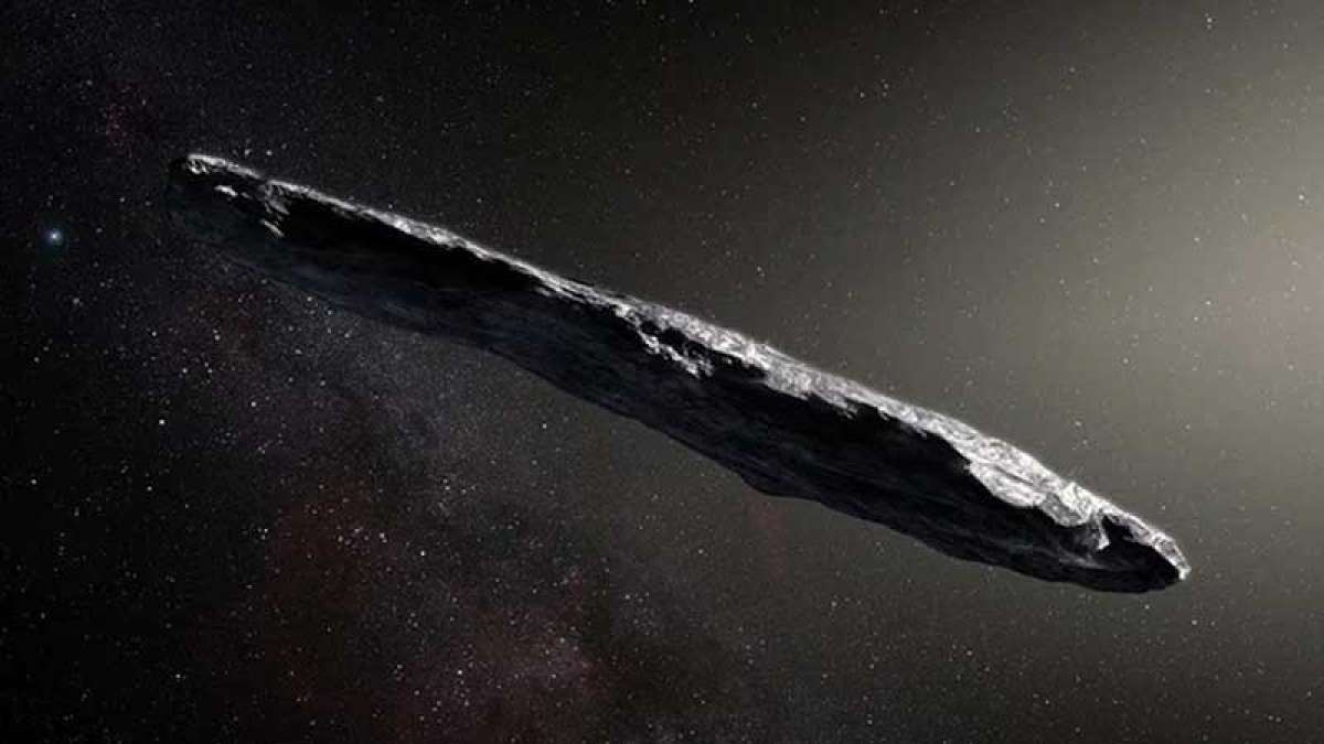 AstronomersFirst interstellar asteroid to be checked for alien technology to scan 'mysterious interstellar object' for signs of alien technology