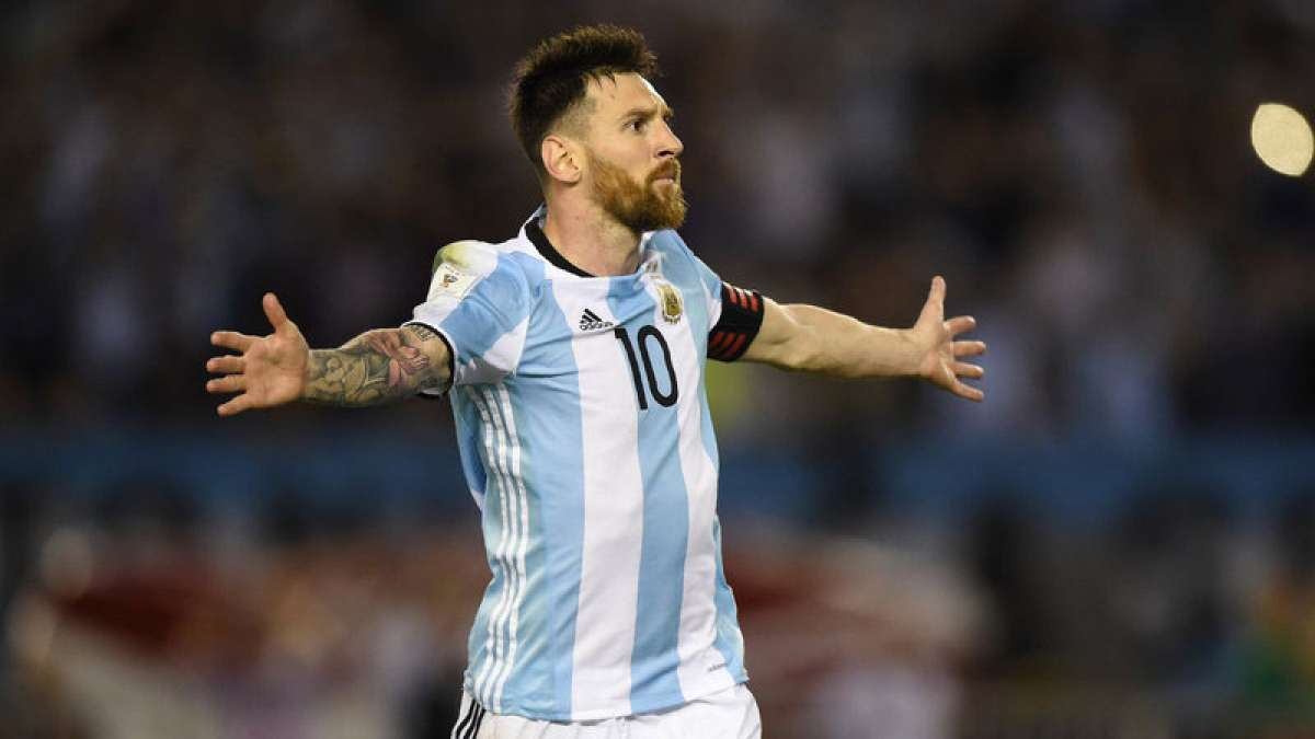 Argentina will be stronger at World Cup: Lionel Messi