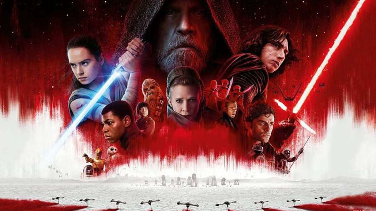 'Star Wars: The Last Jedi': Exhilarating and engaging