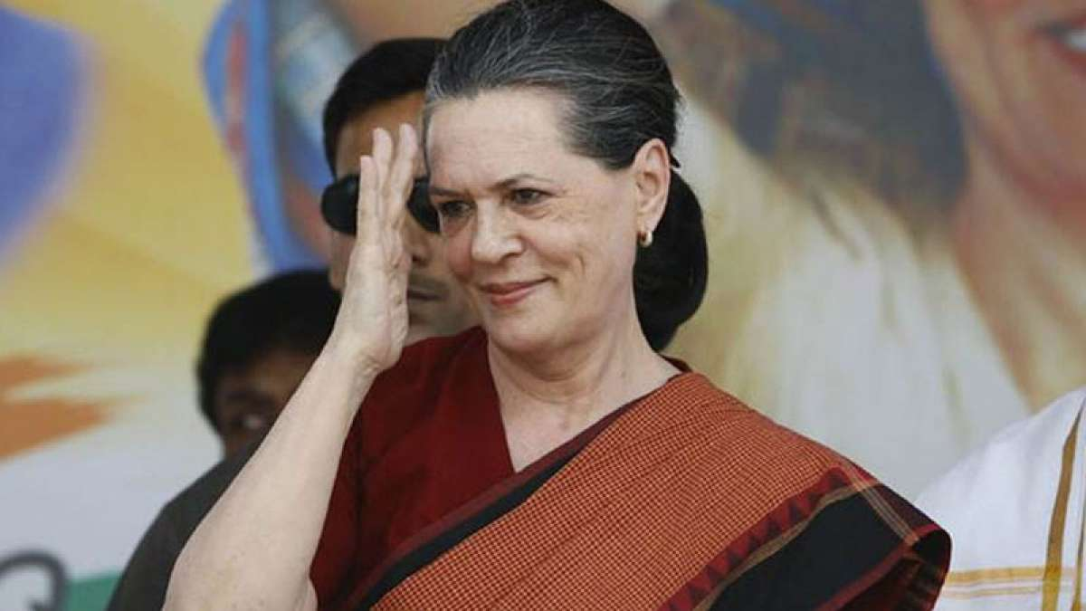 Sonia Gandhi retires as Congress chief