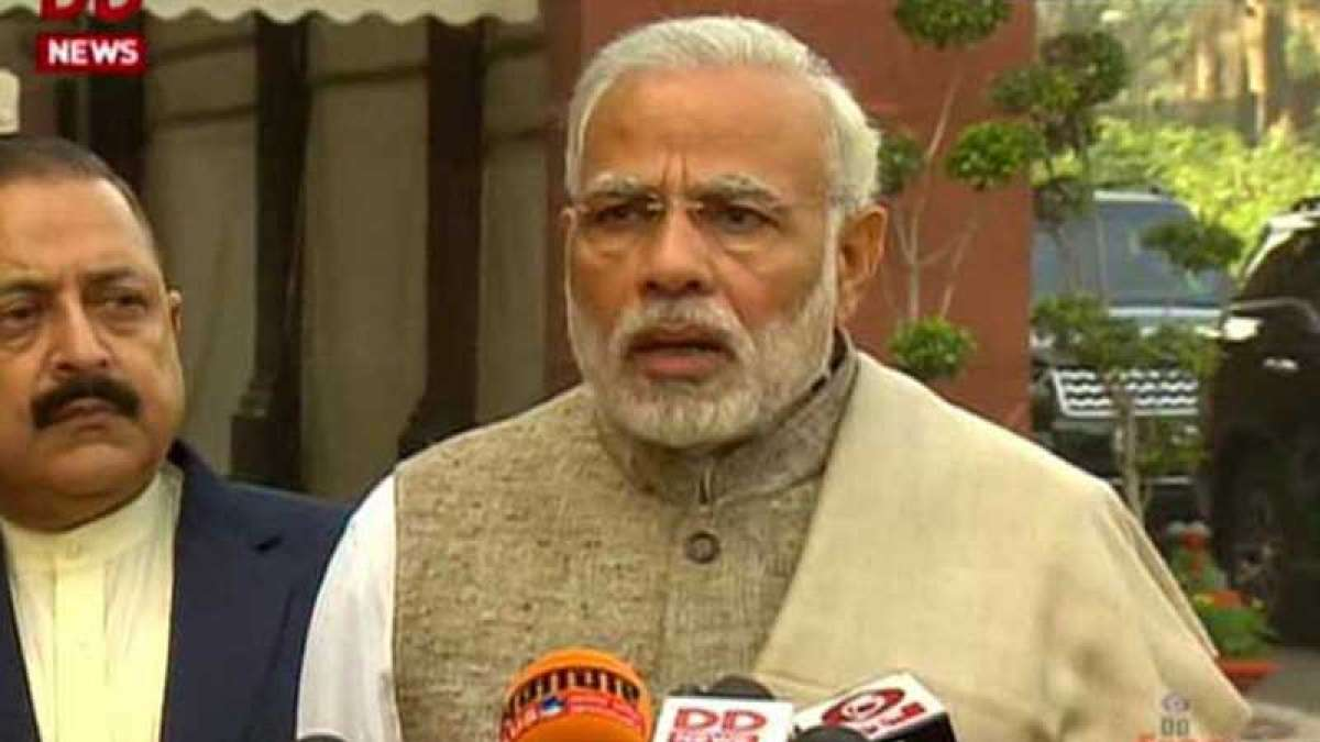 PM Narendra Modi hopes for fruitful winter session