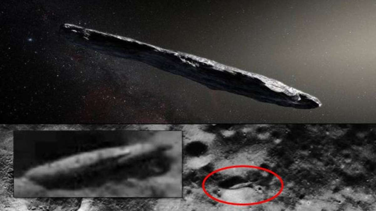Oumuamua, first interstellar body, is no alien ship but a piece of rock in our solar system