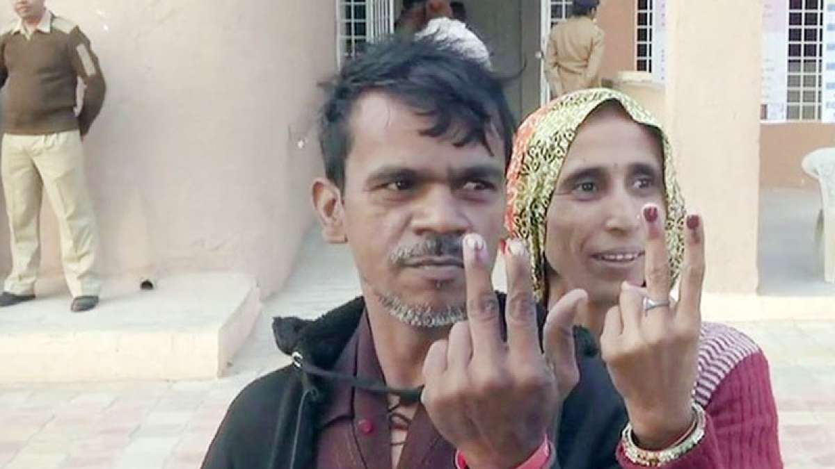 Day before Gujarat Election results, re-polling at six booths underway