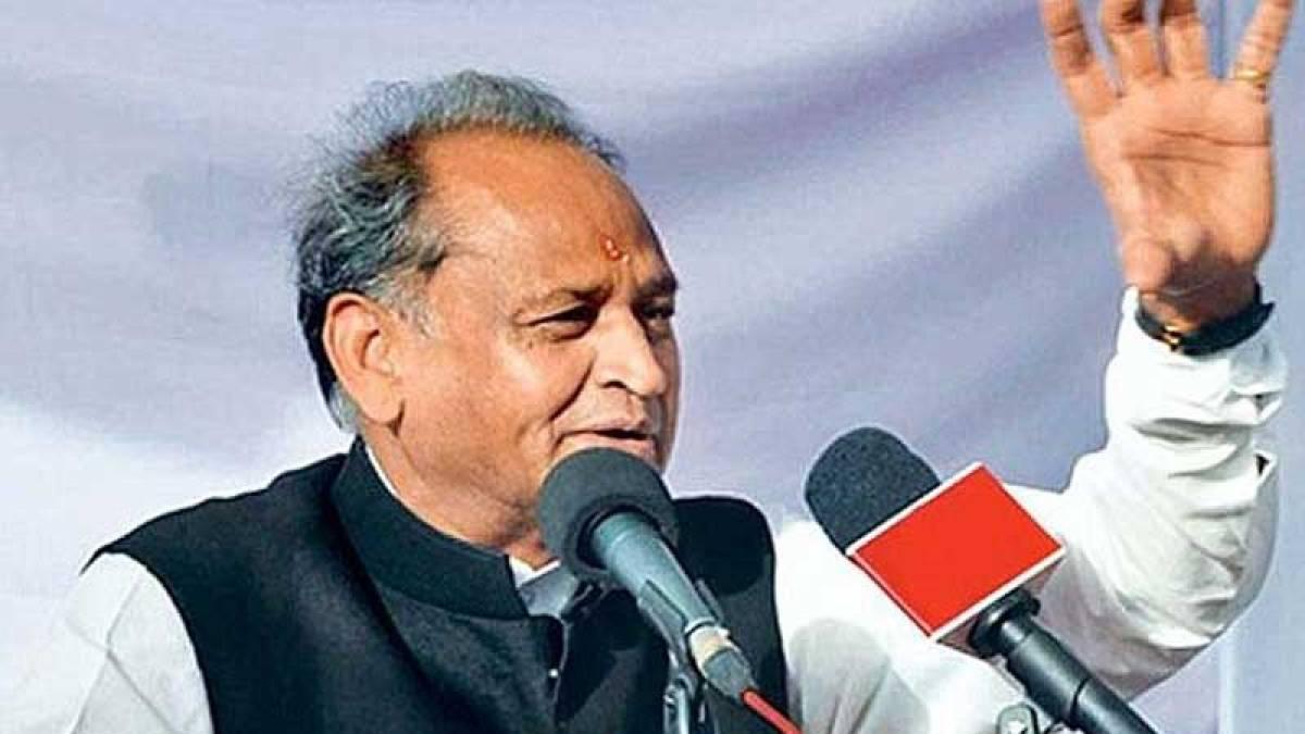 Whatever the results, Congress is winner: Ashok Gehlot