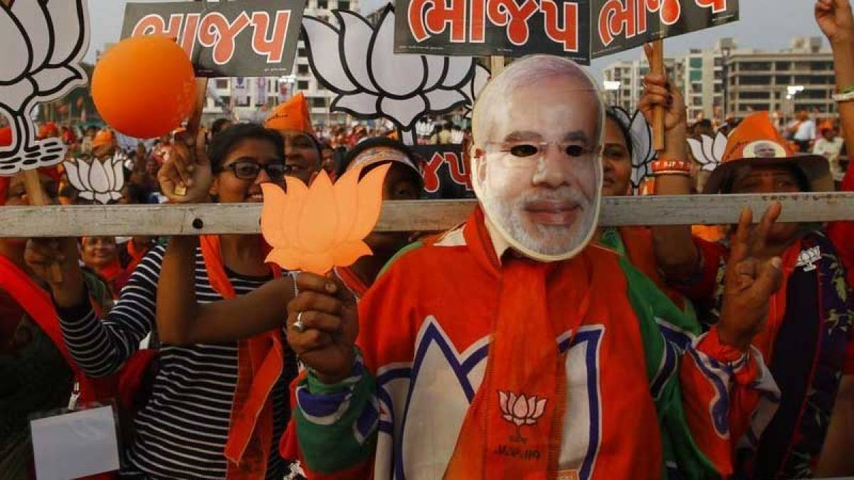 With 14 Chief Ministers, BJP now holds power in 19 states