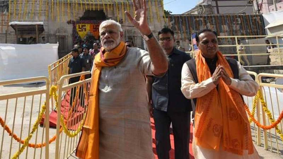 Gujarat Election Results 2017 Live: BJP retains power but just barely
