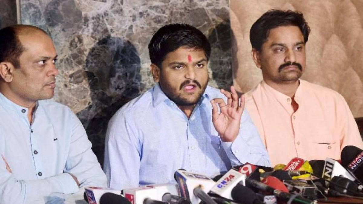 Hardik Patel cries EVM foul post Gujarat Election results