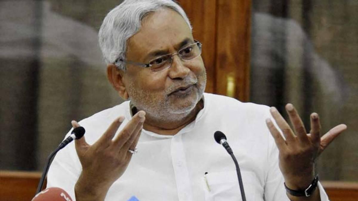 Bihar CM Nitish Kumar taunts Congress over defeat in Gujarat Election