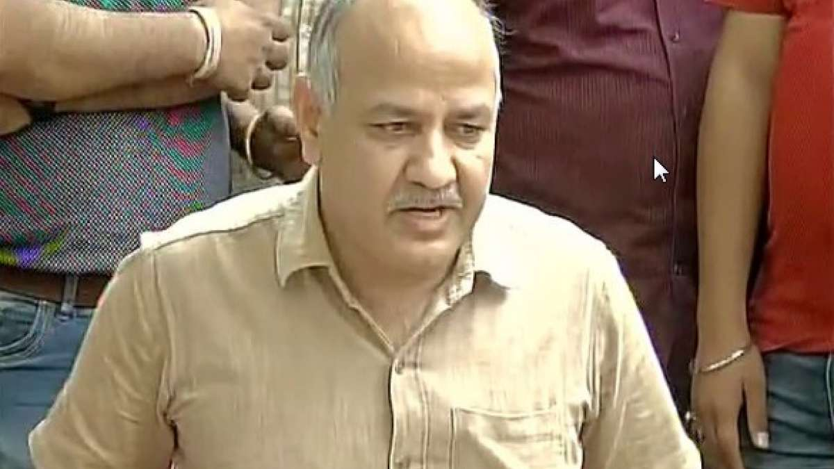 Manish Sisodia is Aam Aadmi Party's Punjab in-charge