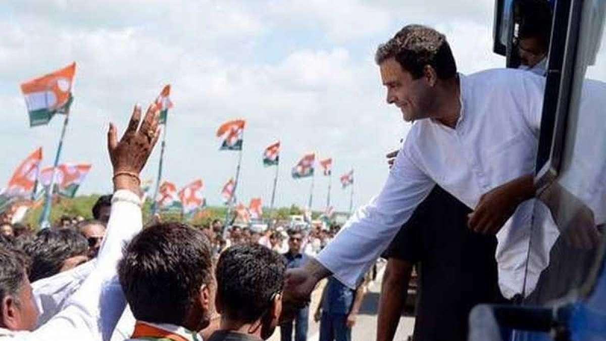 Gujarat result a 'massive jolt' to BJP: Rahul Gandhi