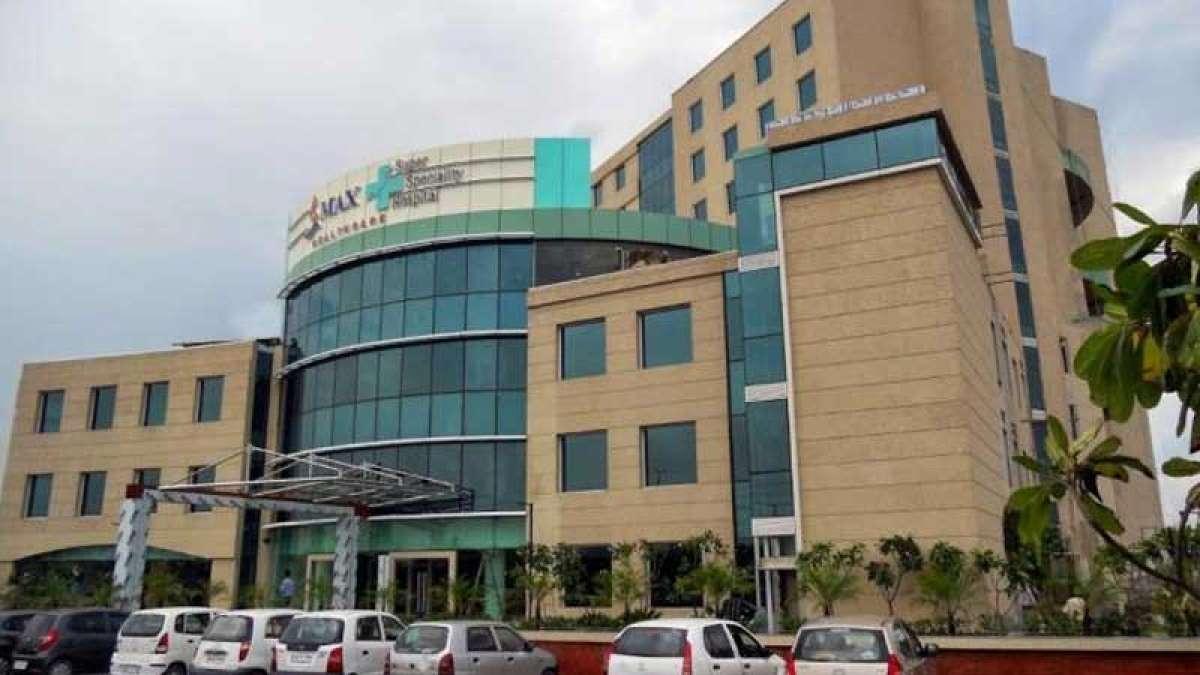 Max Hospital at Shalimar Bagh resumes operations