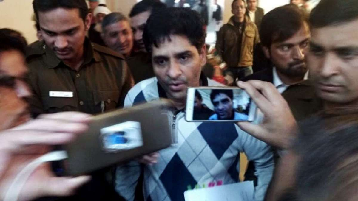 Former TV host Suhaib Ilyasi gets life term for wife's murder