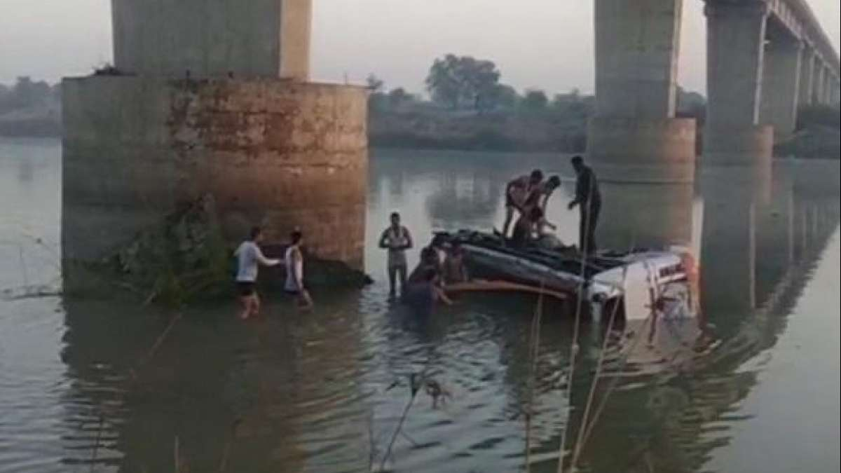 Rajasthan bus accident: 32 Pilgrims Killed as Bus Driven by Minor Falls Into Banas River