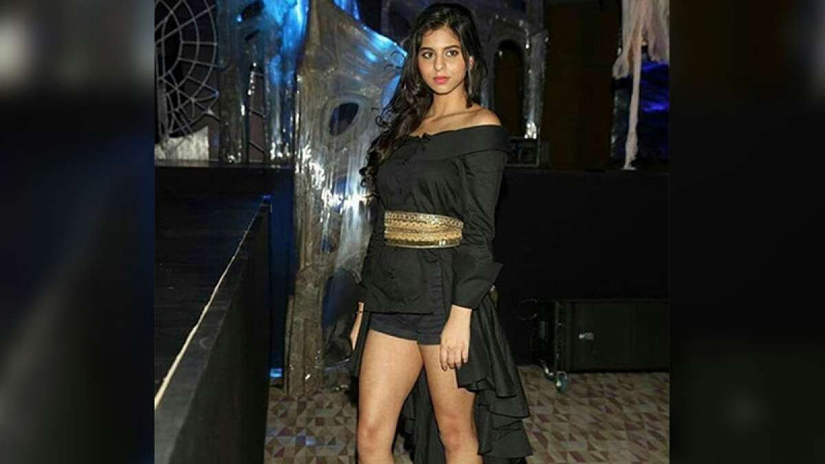 Star in Making: Suhana Khan looks every bit of a diva in latest pictures