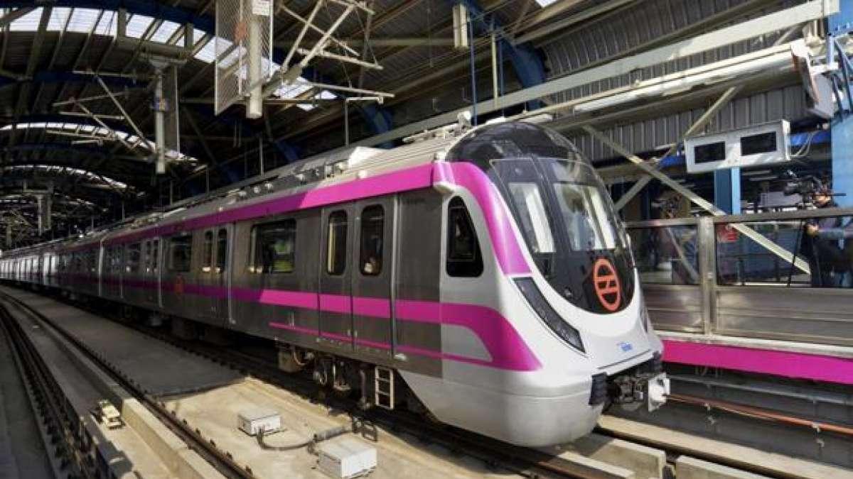 Delhi Metro's Magenta Line an example of modernising urban transport, says Narendra Modi