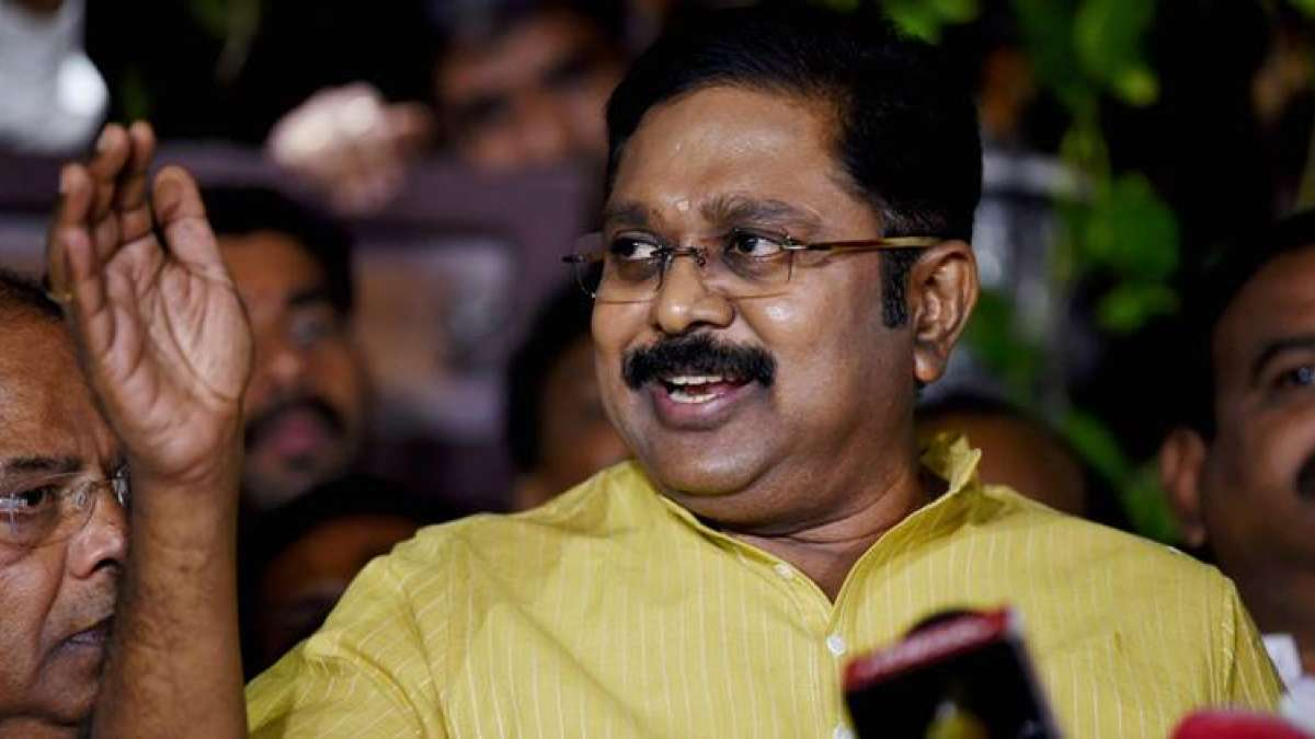 RK Nagar bypoll 2017: TTV Dinakaran Wins Jayalalithaa's Seat by margin of over 40,000 votes