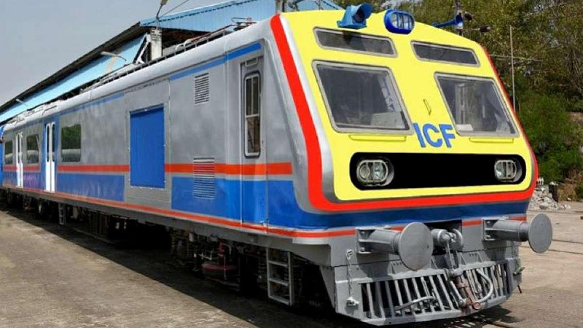 Mumbai gets India's first fully-AC local train