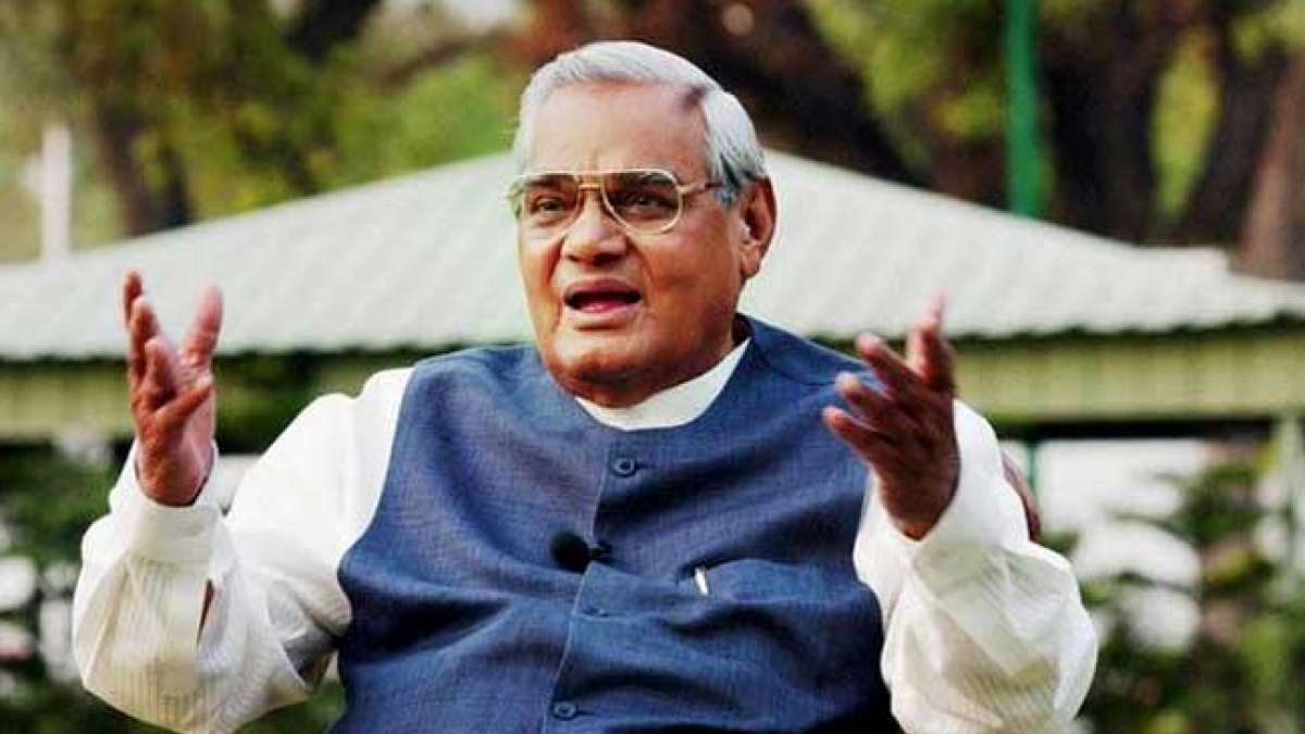 President Ram Nath Kovind, Naidu, Narendra Modi greet Atal Bihari Vajpayee on 93rd birthday