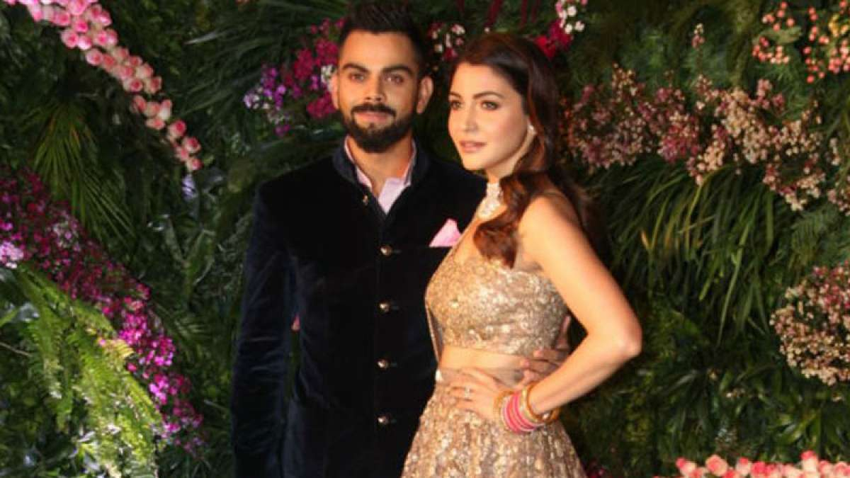 Anushka, Virat Kohli hold second, star-studded reception in Mumbai