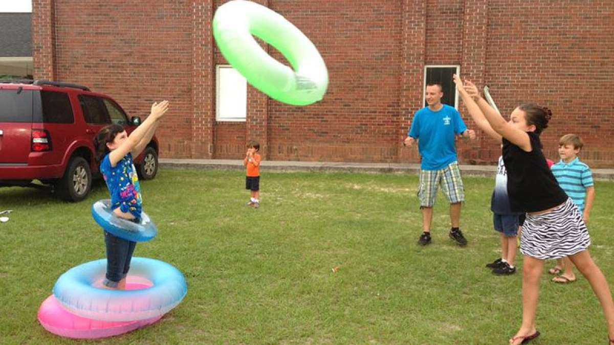 Playing outdoor games could boost your kid's eyesight